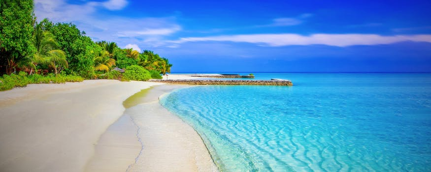 vacation packages - Pic of a Beautiful Beach2