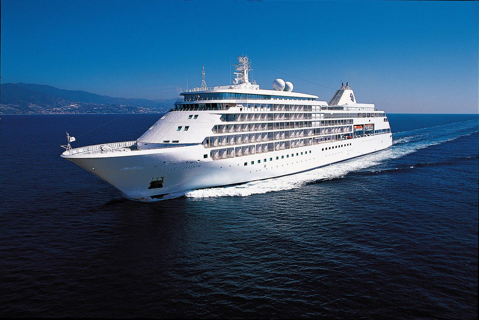 A ship - Cruises #1
