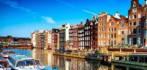 Top Travel Destinations Europe - Amsterdam