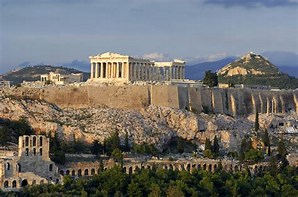 Twenty Top Travel Destinations Europe - Athens