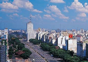 Best Travel Destinations Central and South America - Buenos Aires