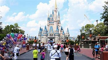 best travel destinations North America - Disney World