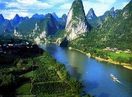 Giulin River