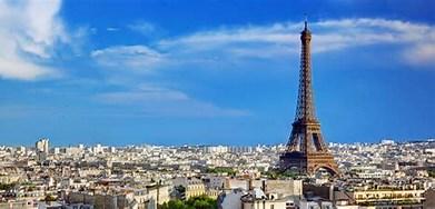 Twenty Top Travel Destinations Europe - Paris