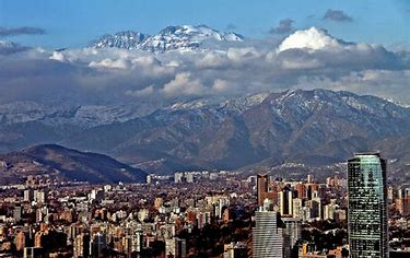 Best Travel Destinations Central and South America - Santiago