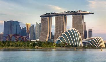 Top Travel Destinations Asia - Singapore