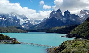 pic Torres Del Paine National Park