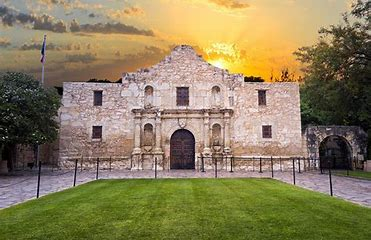 best travel destinations North America- The Alamo