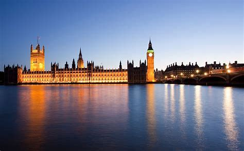 Top Travel Destinations Europe - London