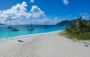 Travel Destinations - British Virgin Islands