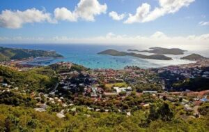 Travel Destinations - U. S. Virgin Islands