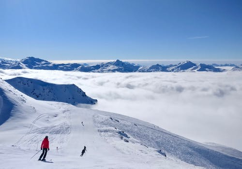 Skiing Trip Package - Pic of Great skiing