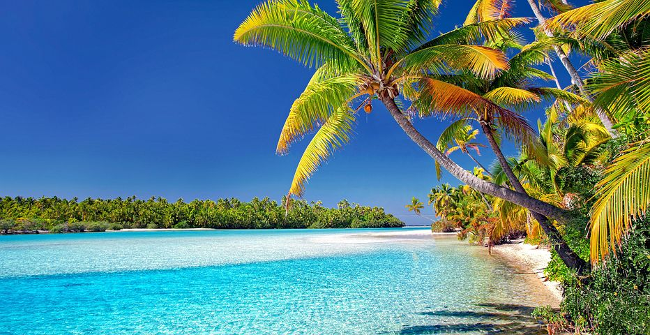 Vacation packages - pic of beautiful beach