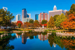 Group Travel - pic of Charlotte, NC