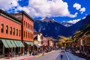 Group Travel - pic of Telluride, Colorado
