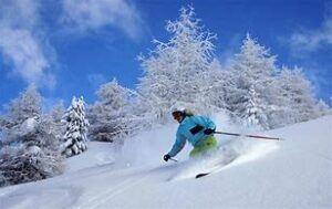 Best Ski Resorts - Skier 1